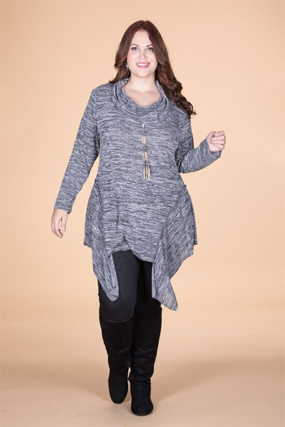 casual dresses for curvy women